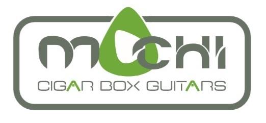 MACHI CIGAR BOX GUITARS