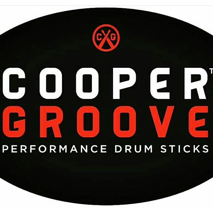 COOPER GROOVE DRUMSTICKS