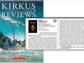 Nimue: Freeing Merlin - Great Kirkus Review