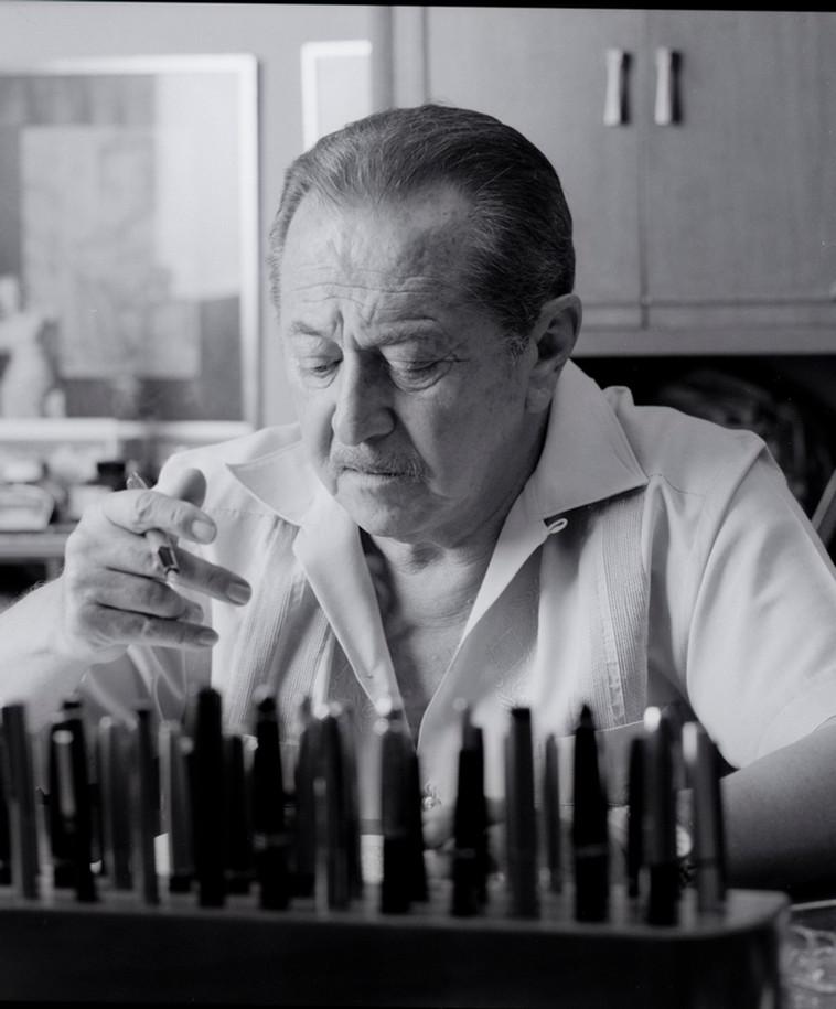 Ricardo Garibay, ca 1989