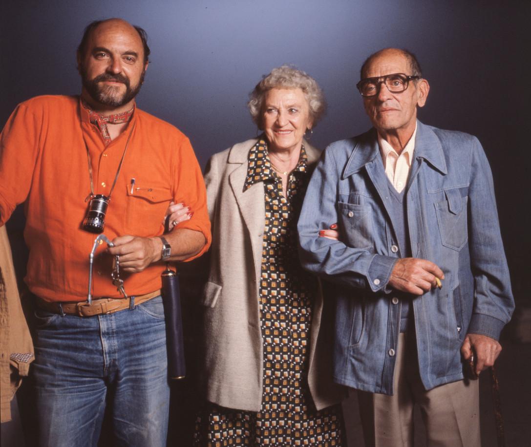 Familia Buñuel, ca 1985
