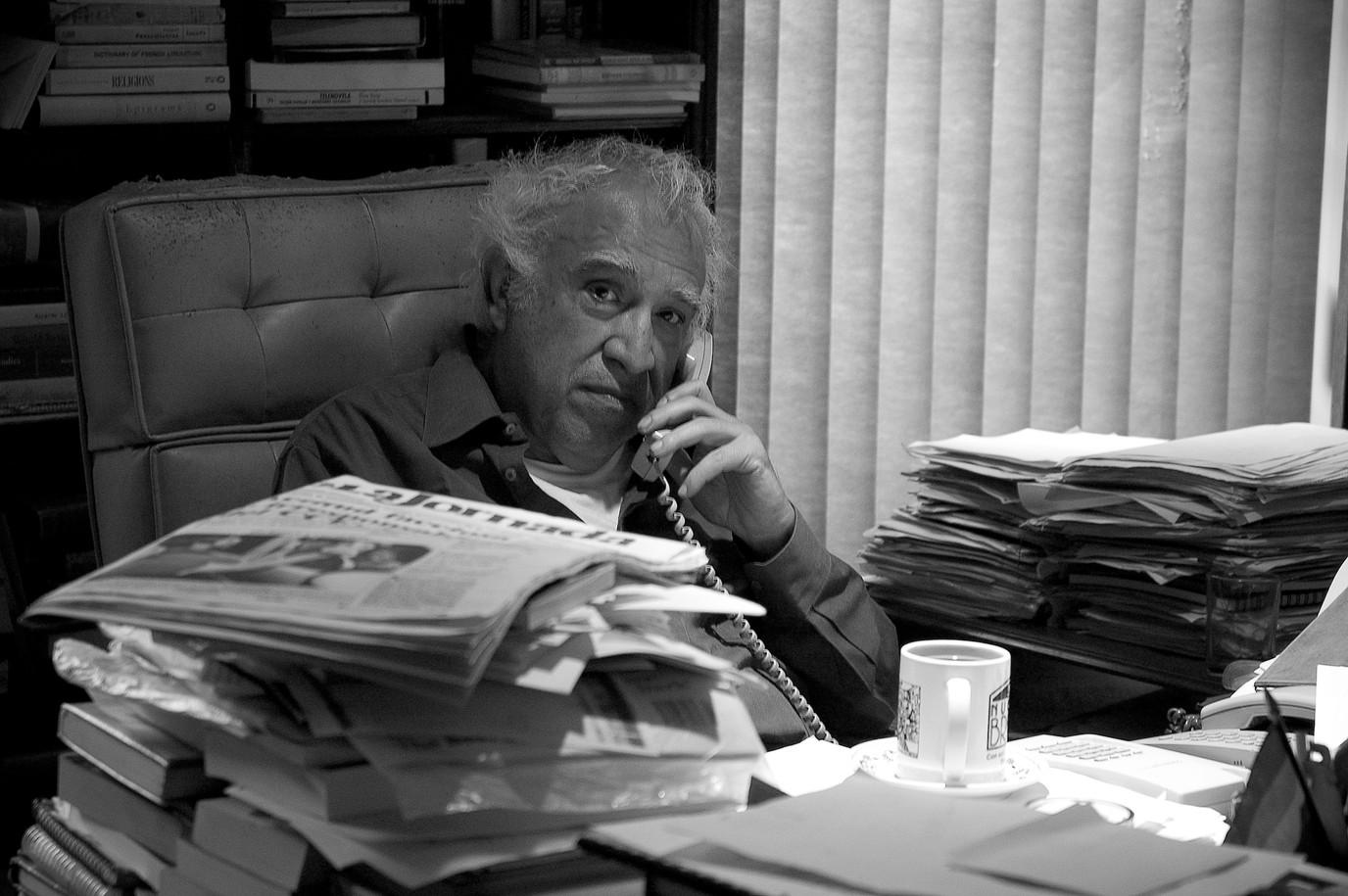 Carlos Monsivais, 2007