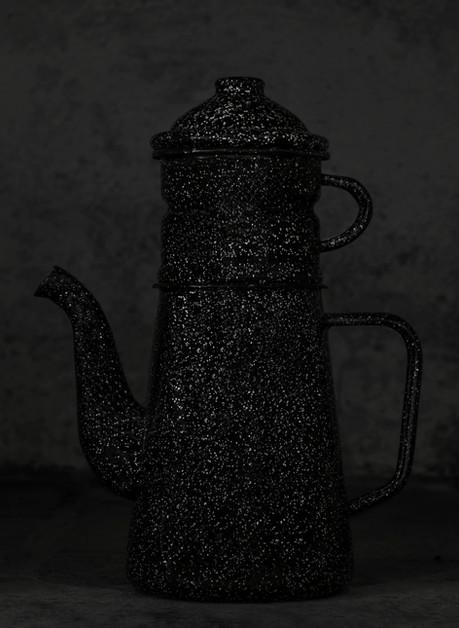 Cafetera Cósmica