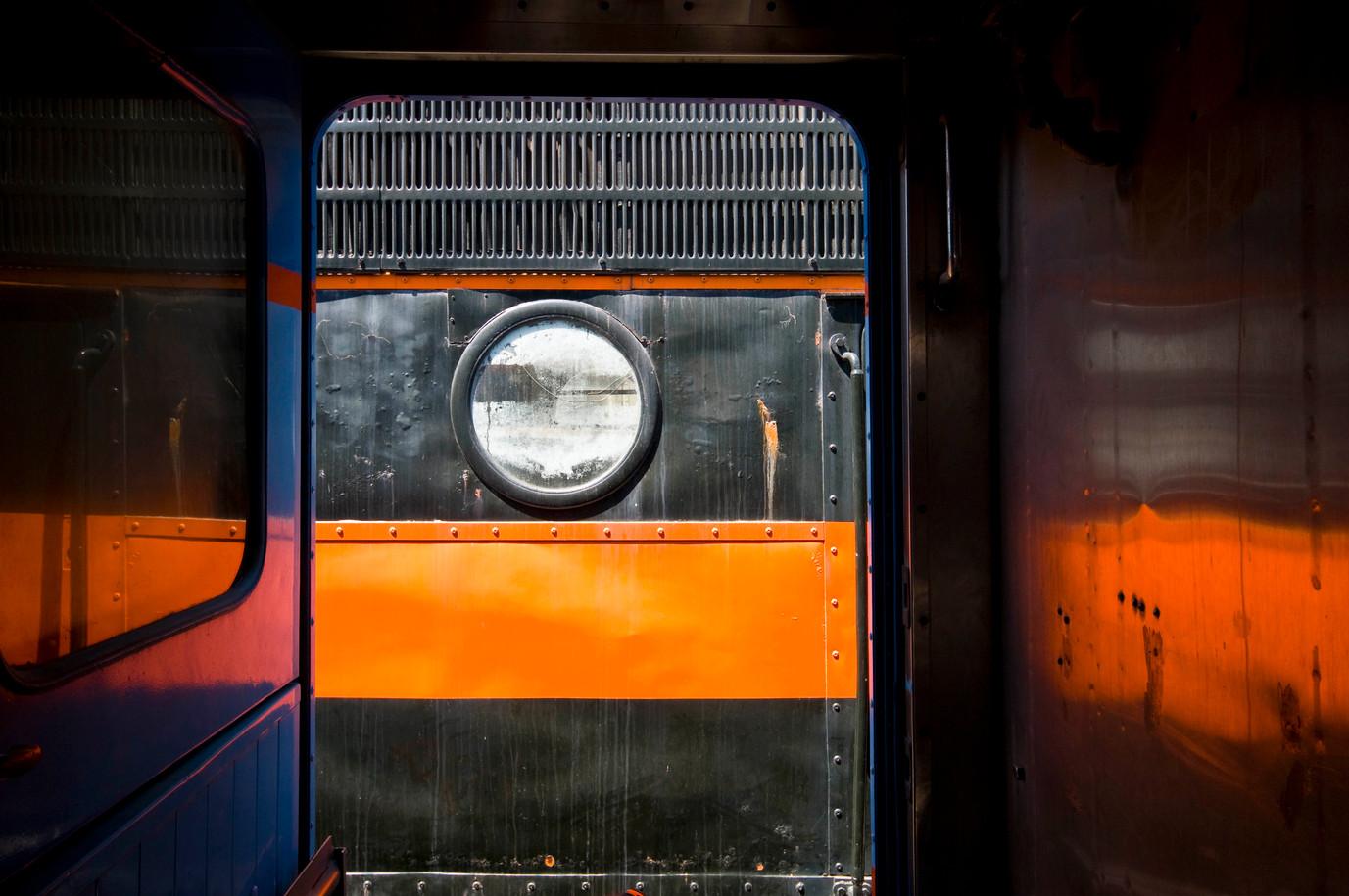 Rothko viaja en Tren