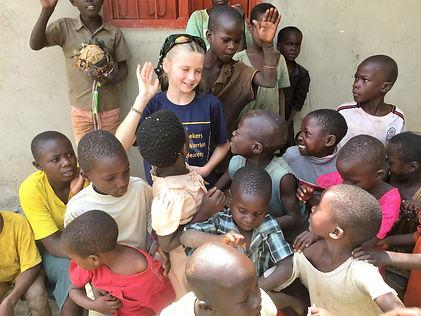 school in Uganda