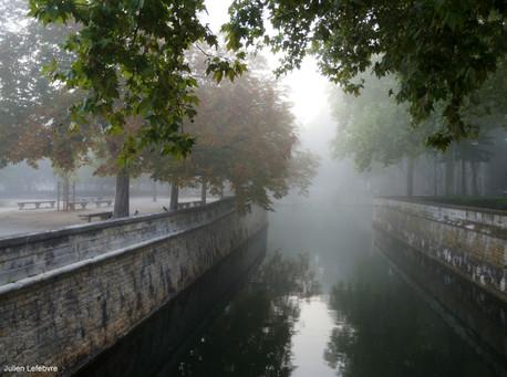 Le quai de la fontaine