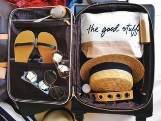 How to pack for your beach holidays!