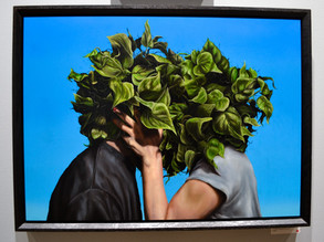 """Biophilia"" by Joseph Renda Jr. at Vertical Gallery 