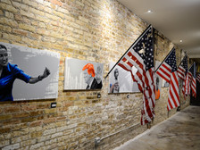 'This Is America' by John Yaou at [blnk]haus Gallery