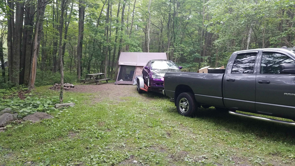 Peaceful Woodlands Camping - Long Pond, PA