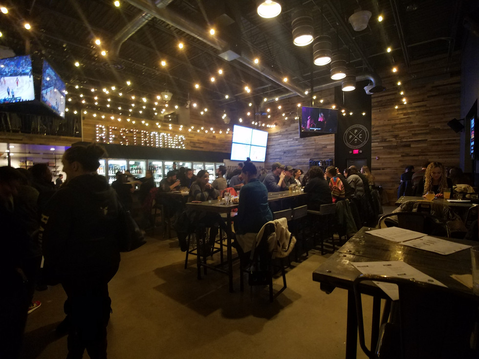 Low Key, High Hops - The Plank Pizza Co. Beer Parlor in Saddle Brook, NJ
