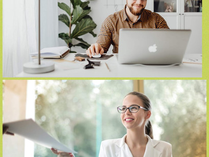 Virtual Assistant vs Personal Assistant... what's the difference?