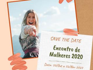 ENCONTRO DE MULHERES 2020 - VITÓRIA/ES