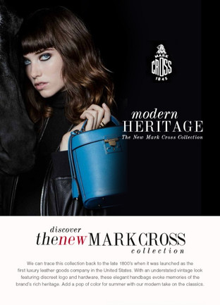 Mark Cross Marketing Email