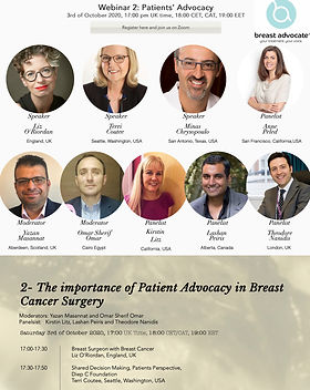 Breast Surgery Webinars | The Breast Cou