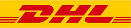 Logo Kunde DHL Teambuilding Malaga. DHL auf Gruppenreise in Malaga. www.malagacityadventure.com/gruppen-reisen-aktivitaeten