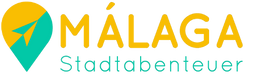 Logo Malaga Stadtabenteuer. Teambuilding Aktivitäten für Gruppenreisen und Betriebsausflüge. www.malagacityadventure.com/gruppen-reisen-aktivitaeten