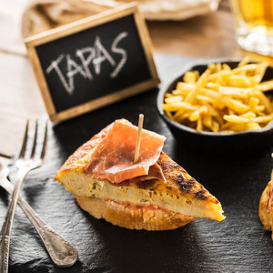Tapas in Malaga. If you wish we also can include some drinks or tapas to your special hen do or stag party activity. Just contact us for more details. www.malagacityadventure.com/stag-party-hen-do-activity