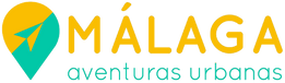 Logo Malaga Aventuras Urbanas. Las mejores fotos de nuestras aventuras en Málaga. www.malagacityadventure.com/mejores-fotos