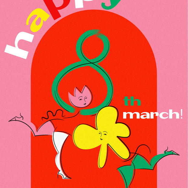 Happy 8th March!