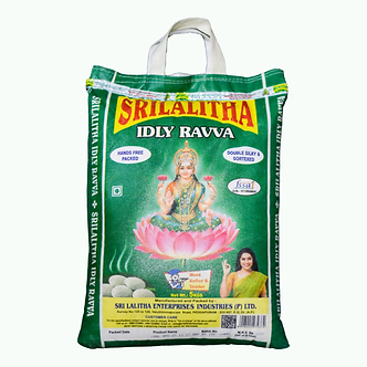 LALITHA BRAND IDLY RAVVA