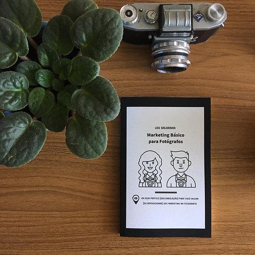 Livro Marketing Básico para Fotógrafos