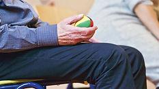 Terapia física y ocupacional