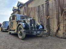 2020 Photographic Competition Winner. Simon Gravett of Devon. Lanchester 10 1935 Mulliner 4 door 6 light saloon