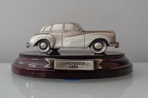 Cast Model of Lanchester Leda (Box damaged)