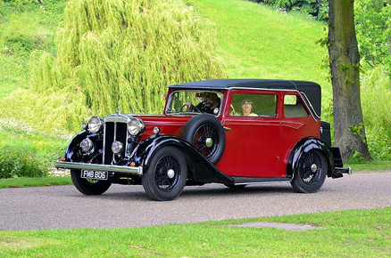 4) Re-bodied Faux-Cabriolet Cliff Jones Photography FMB806