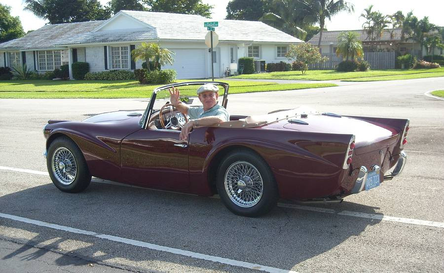 Setting out from South Florida 2009