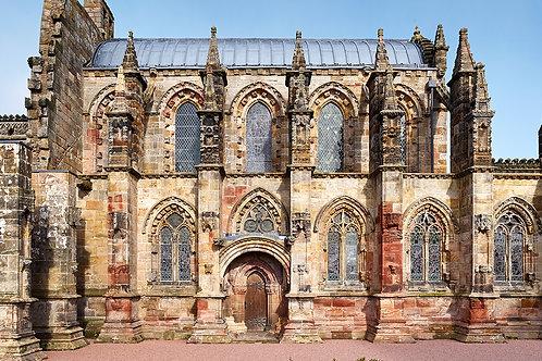 Thursday 6th June 2019  Morning: visit to Rosslyn Chapel