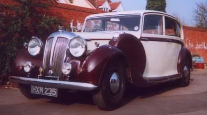 DE27 by Hooper, chassis 50005, owner Wen