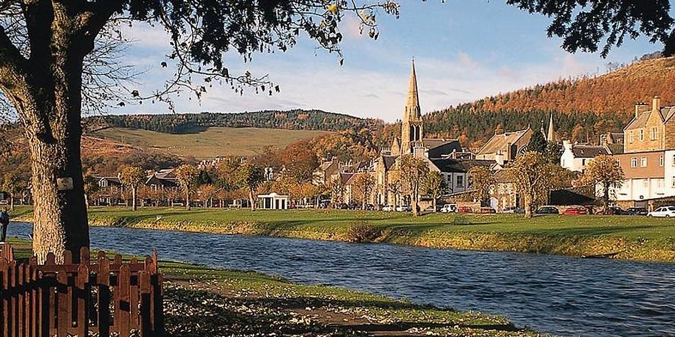 DLOC International Rally in Peebles, Scotland