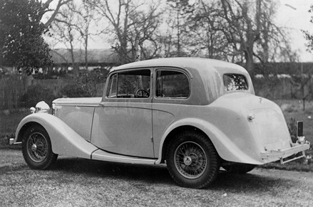 4) Salmons & Sons 4-light Saloon Philpot Collection