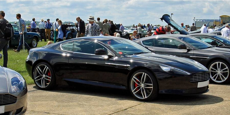 Aston Martin Owners Club Autumn Concours Weekend 2019