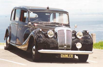DH27 by Hooper, chassis 52948, owner Joh