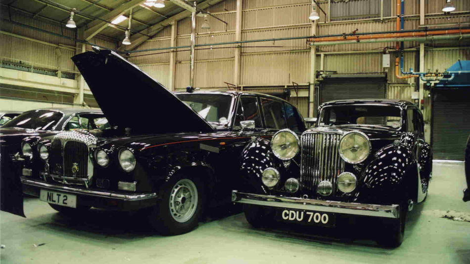 DS420 - the last car of the late Queen Mother