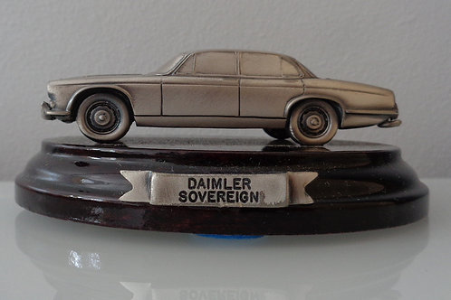 Cast Model of Daimler Sovereign (Box damaged)