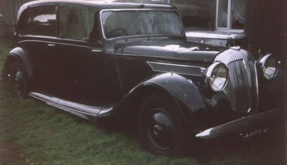 DE27 by Hooper, chassis 50002, owner Wen