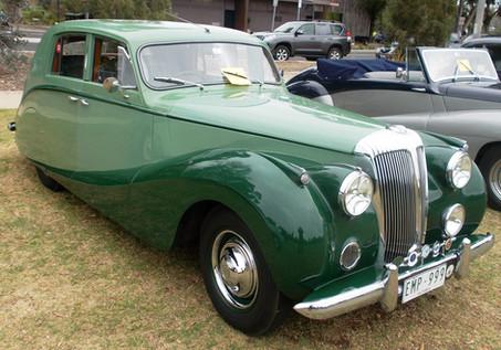 Peter Towns DB18 Empress. Victoria Australia