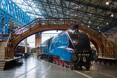 Visit York; National Railway Museum-03 5