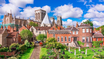 The Minster and Treasury