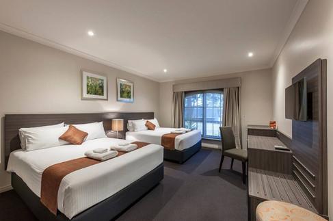 Hahndorf 1-Bedroom bedroom.JPG