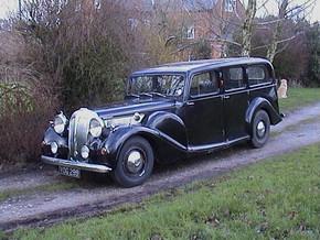 Daimler DE36, Chassis number 52825.JPG