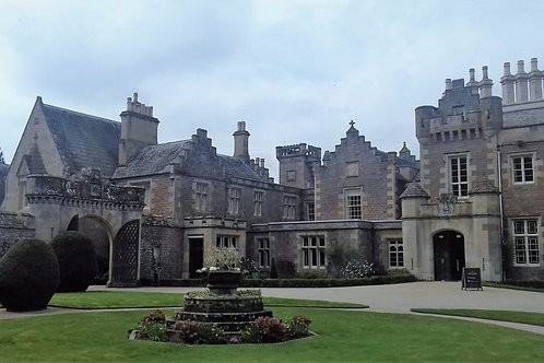 Monday 3rd June 2019  Morning: visit to Abbotsford House