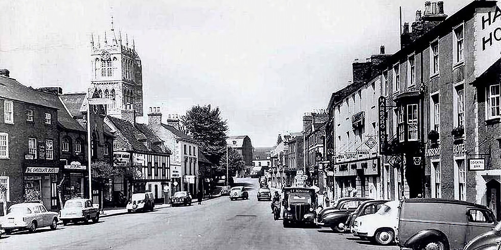 Melton Mowbray Vintage and Classic Nights (July)
