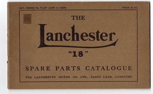 T.C.97 Spare Parts Book (12,291 - 12649;