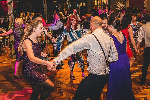 Friday 7th June Evening Ceilidh 19:00