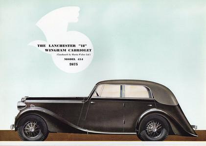 23) Martin Walter Wingham Cabriolet O.D.